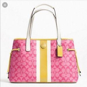 Coach vermilloin handbag